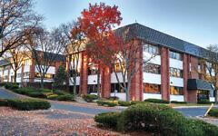The campus of the Rosenbaum Yeshiva of North Jersey in River Edge, where Rabbi Shlomo Hyman taught for 31 years.