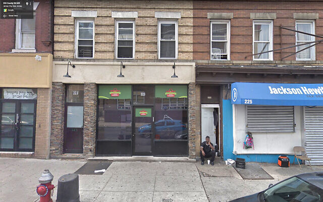 The Jersey City Kosher Supermarket was a site of a shootout, December 10, 2019.