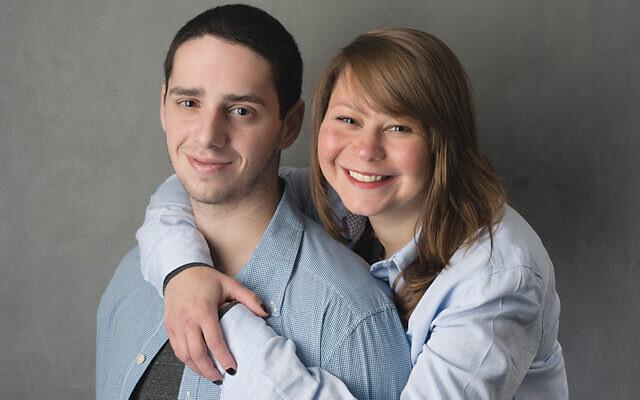 Jeffrey and Sarah Yourman