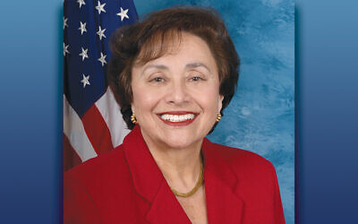 Representative Nita Lowey in an undated photo