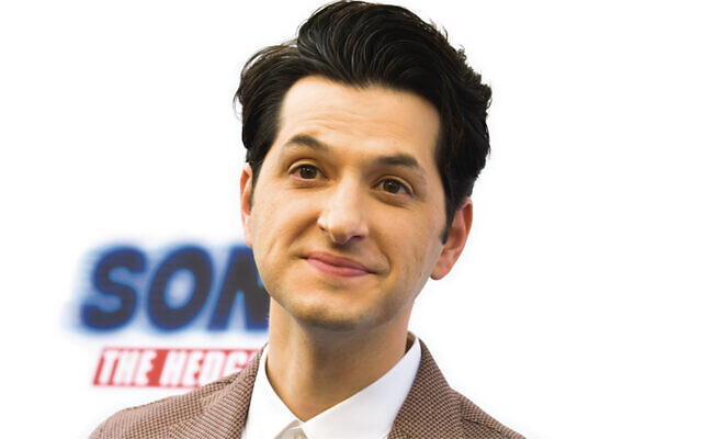 """Ben Schwartz at a """"Sonic: The Hedgehog"""" event in Hollywood on January 25. (Rodin Eckenroth/Getty Images)"""