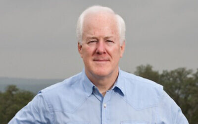 Senator John Cornyn (Photo courtesy Norpac)