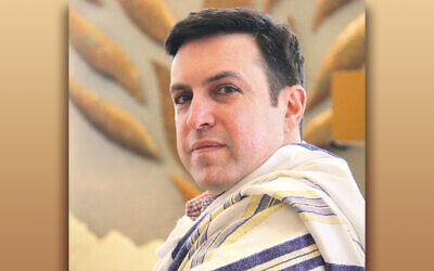 Rabbi Benjamin Sharff