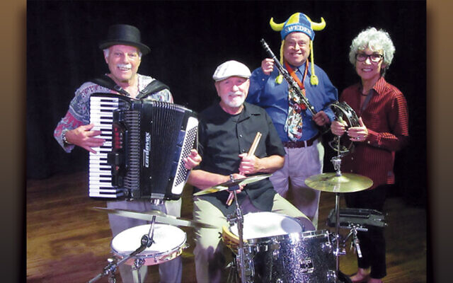 The Odessa Klezmer Band