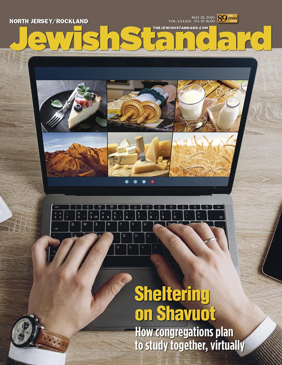 Jewish Standard, May 22, 2020