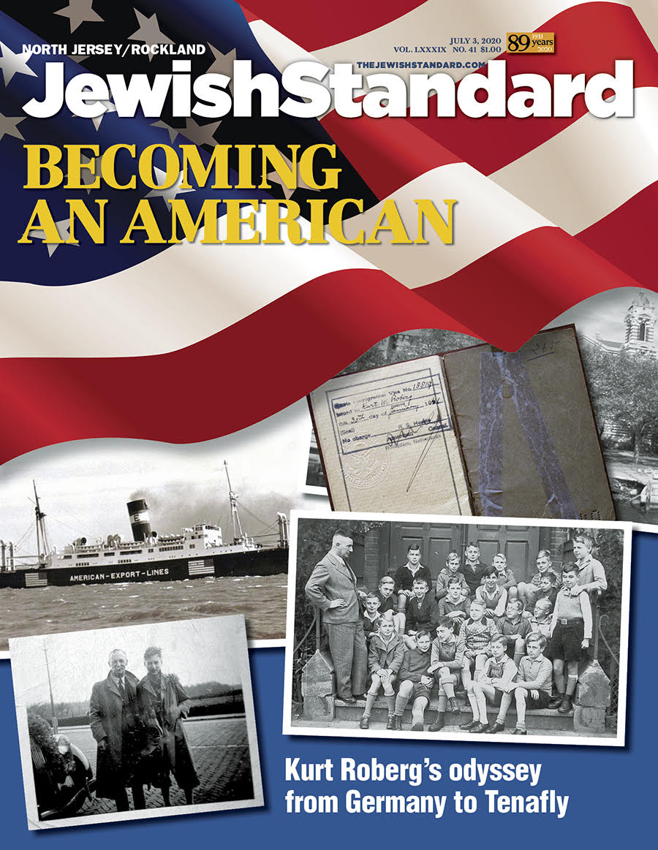 Jewish Standard, July 3, 2020