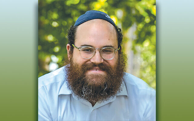 Rabbi Yosef Orenstein (Courtesy Chabad)