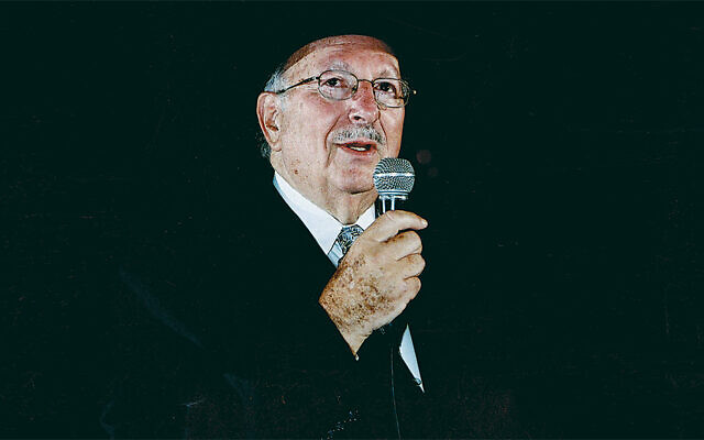 Throughout his life, Rabbi Karasick loved to teach.
