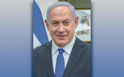 Prime Minister Benjamin Netanyahu (Courtesy FIDF)