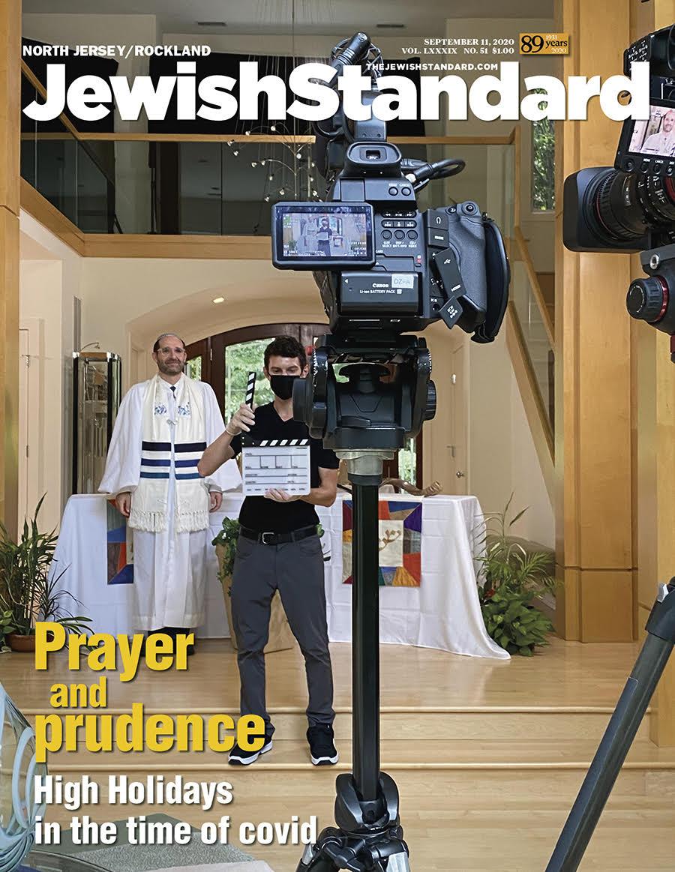 Jewish Standard, September 11, 2020