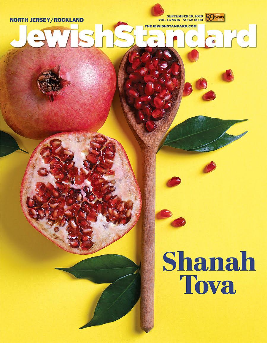 Jewish Standard, September 18, 2020
