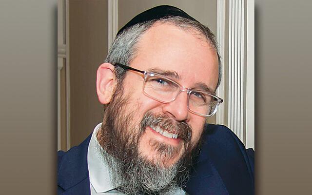 Rabbi Dov Drizin (Valley Chabad Academy)