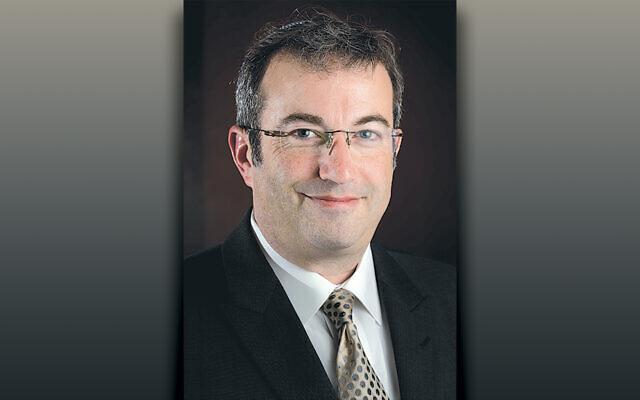 Rabbi Dr. Ari Berman (Photo courtesy YU)
