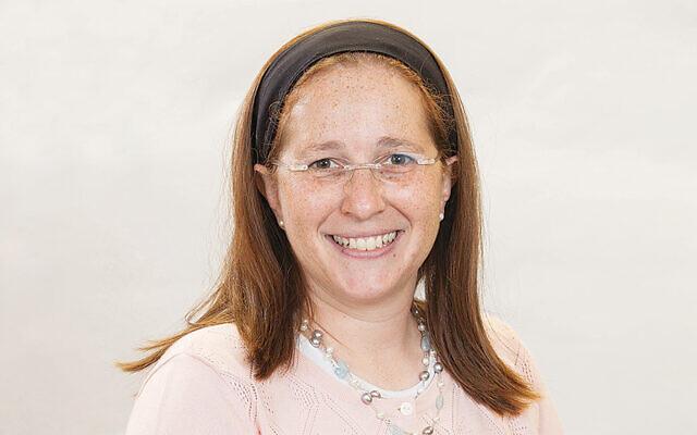 Rebbetzin Dr. Shoshana Poupko