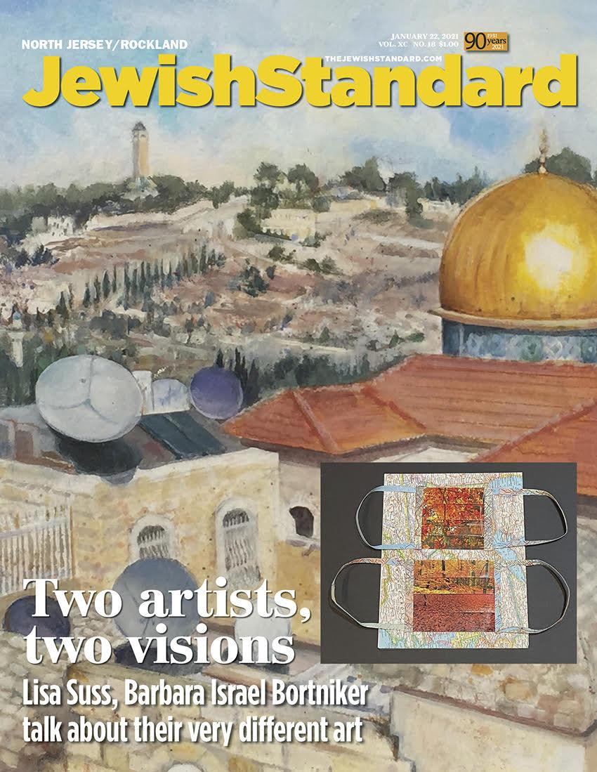 Jewish Standard, January 22, 2021