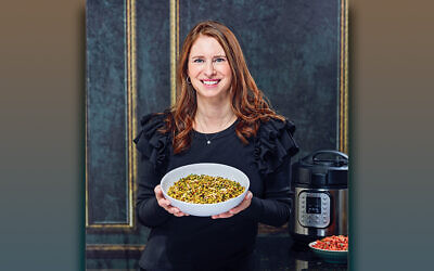 Internationally acclaimed kosher chef and baker Paula Shoyer holds an interactive cooking program on Thursday, March 4, at 7:30 p.m. It's sponsored by Congregation Beth Israel in Scotch Plains, and all are welcome.