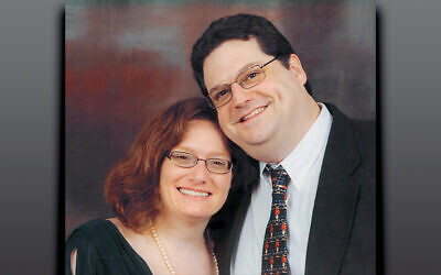 Drs. Danna and Michael Livstone