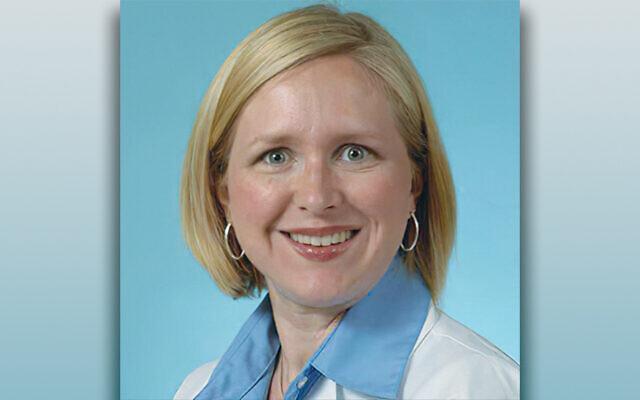 Dr. Stephanie Bonne (Courtesy Temple Beth Am)