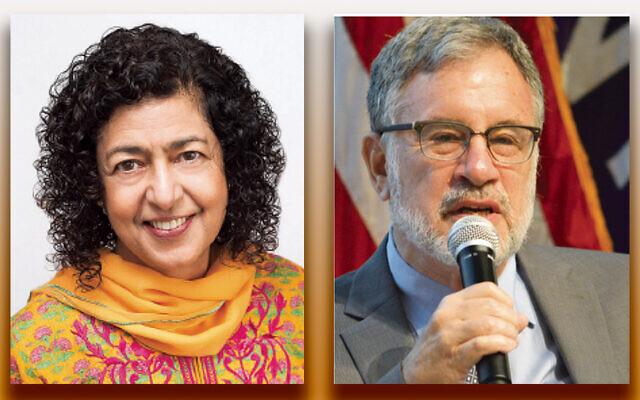 Sabeeha Rehman, and Walter Ruby