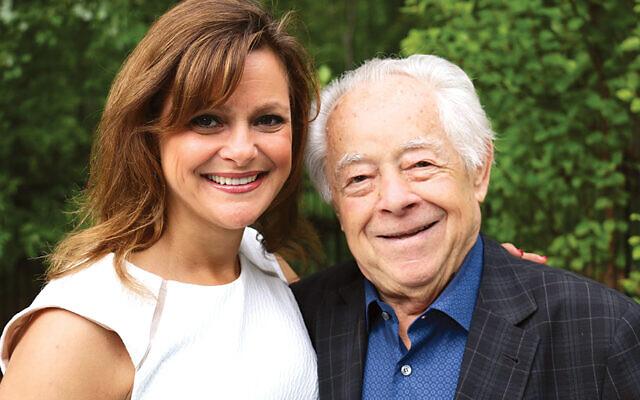 Ann Arnold and Mark Schonwetter (Courtesy MJHNYC)