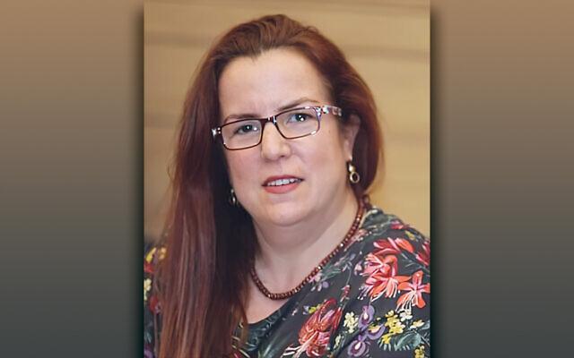 Liron Peleg-Hadomi (Courtesy NCJW)