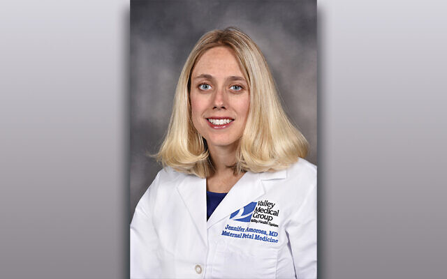 Dr. Jennifer Amorosa