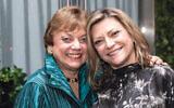 Arline Herman and her daughter, Rachel Scheff