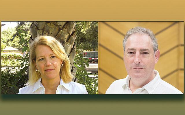 Wendy Lower and Paul Salmons (MJHNYC)