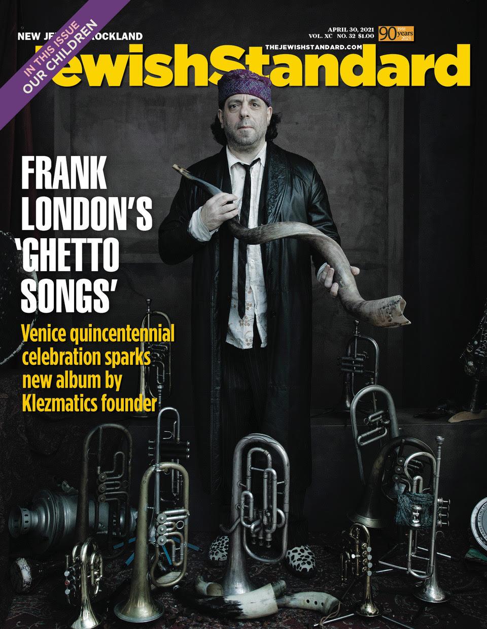 Jewish Standard, April 30, 2021