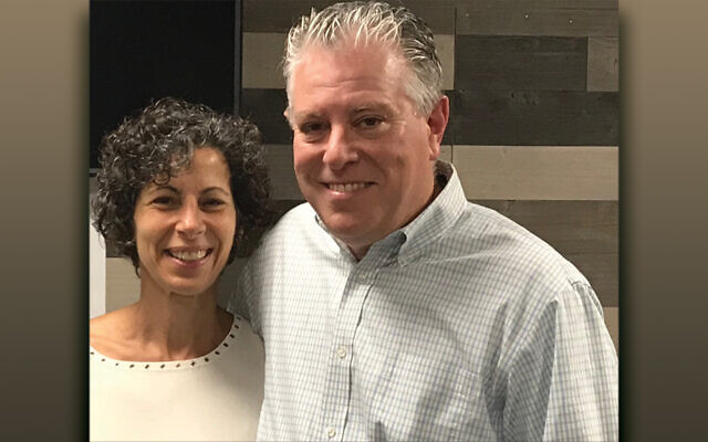 Susan and Steve Kornblit (Courtesy TIJCC)