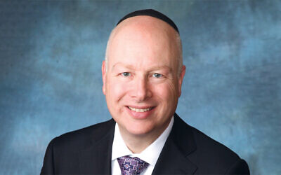 Jason Greenblatt (Courtesy YU)
