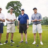 Scott Weinstein, Michael Goldfine, Steve Pilavin, and Ira Gross