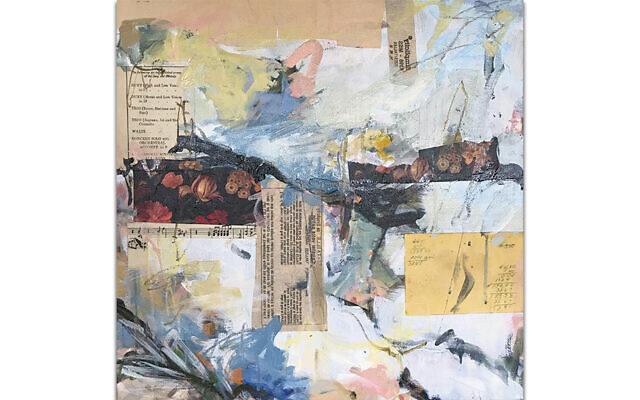 Mixed media by the artist. (Photo provided)