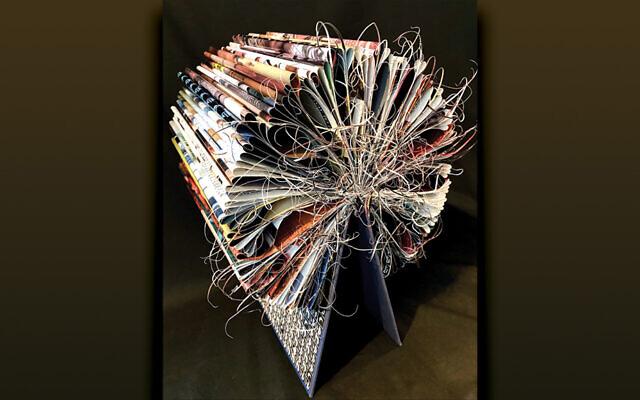 """""""Books136CoronaAmerica"""" by Irmari Nacht."""
