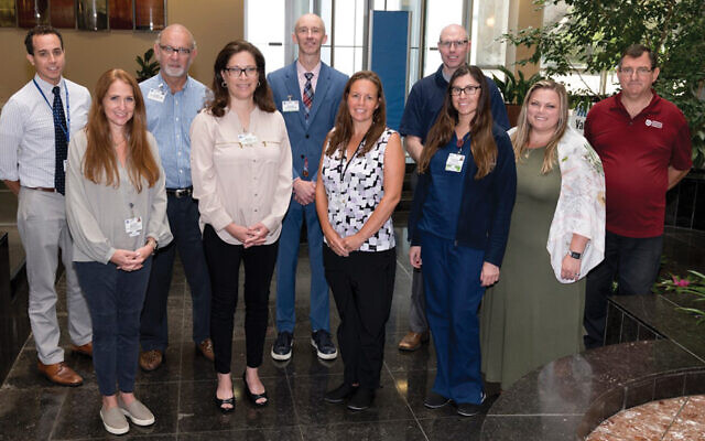 The team at Valley Health's Spasticity Clinic