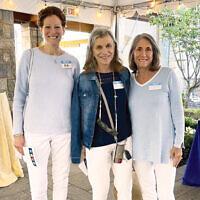 Liz Cole, Joan Krieger, and Sue Ann Levin