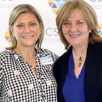 Rachel Scheff and Susan  Greenbaum