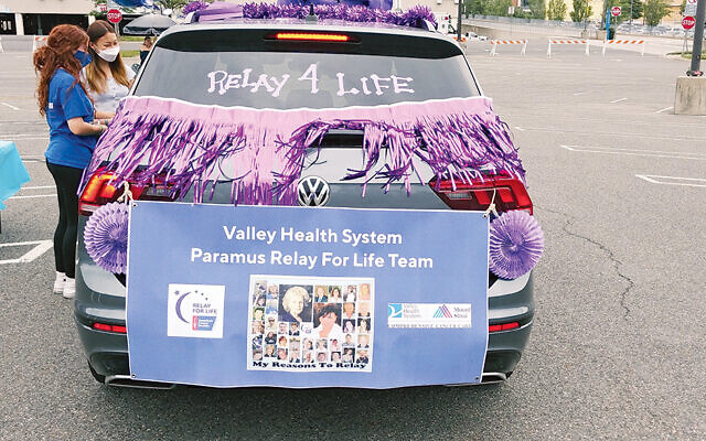 The Valley Health System has sponsored, fundraised, and participated in the Relay For Life of Paramus since it began in 2013.