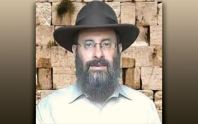 Rabbi Avraham Stolik