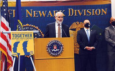 Rabbi Moshe Hauer (Courtesy FBI)