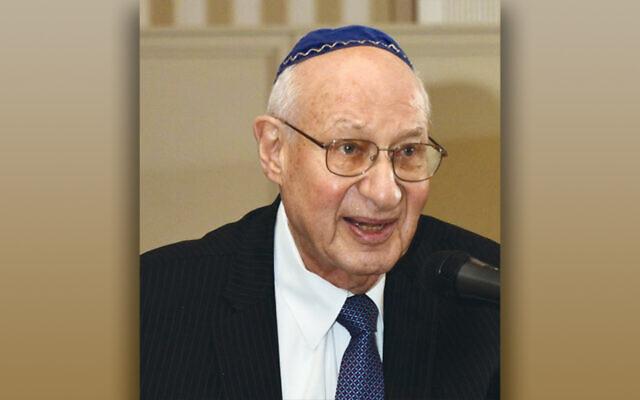 Rabbi Israel Dresner