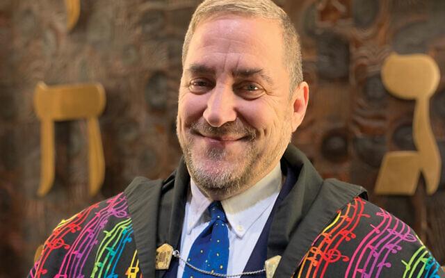Rabbi David Bockman