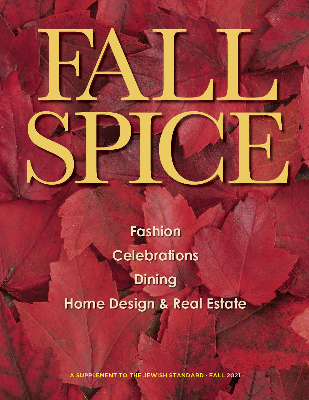 Fall Spice 2021