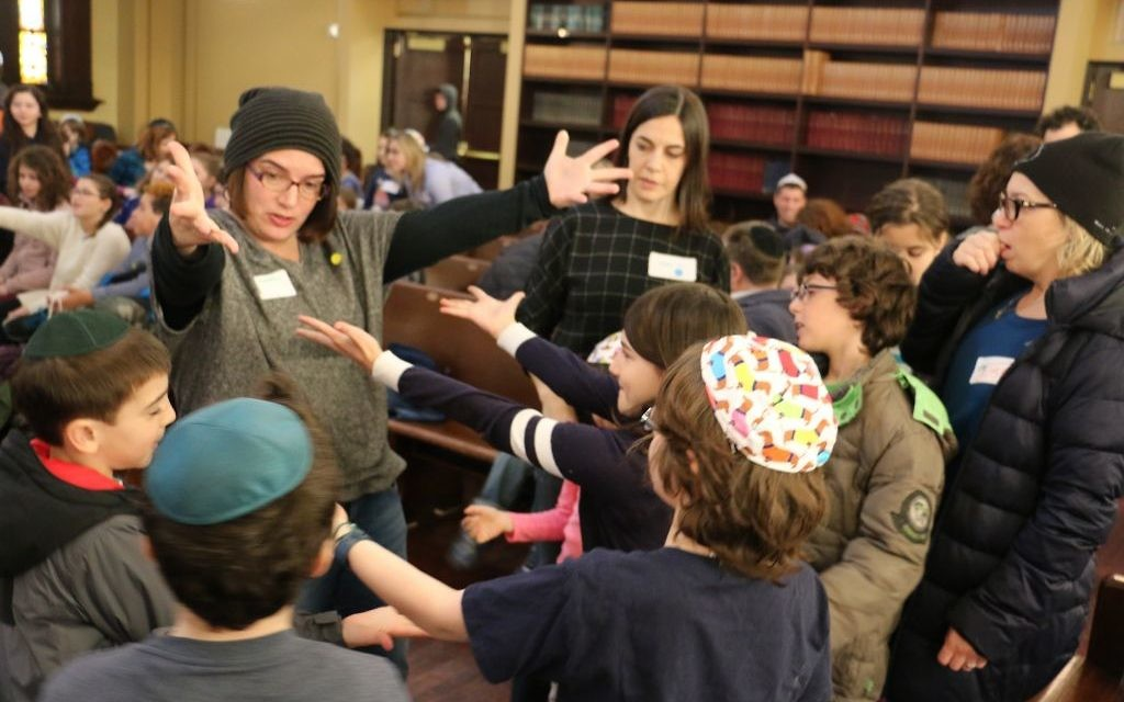 Visions Of Community 2015 Federation >> The Synagogue Inclusion Project Park Slope Jewish Center Jewish Week
