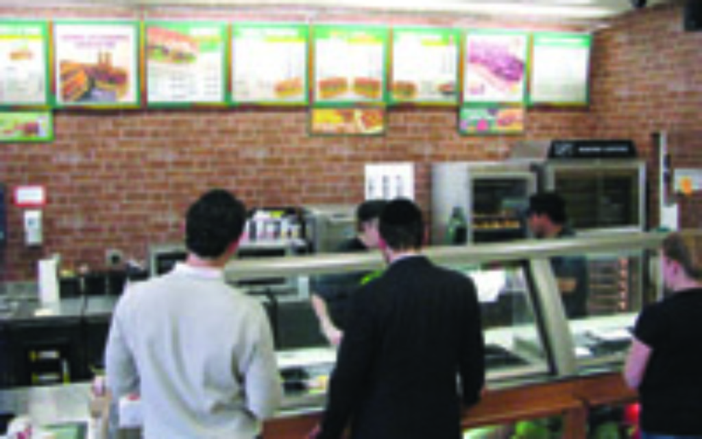 Less Than 1 Percent Of All New Subway Restaurants Fail According To Statements From The Por Sandwich Chain But In York Area Five Kosher