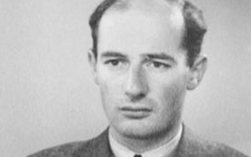 Raoul Wallenberg: Taken by Soviets in 1945 and never seen again. A rare clip of him surfaced this week on European TV.