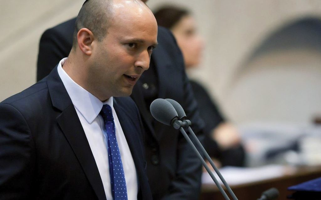 Jewish Home party leader Naftali Bennett, created a committee in 2016 to discover how many people have Jewish ancestry and to propose an outreach program. Getty Images