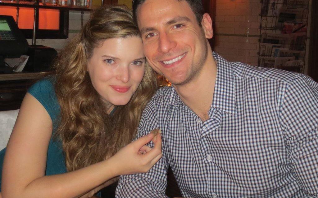 American women dating israeli men