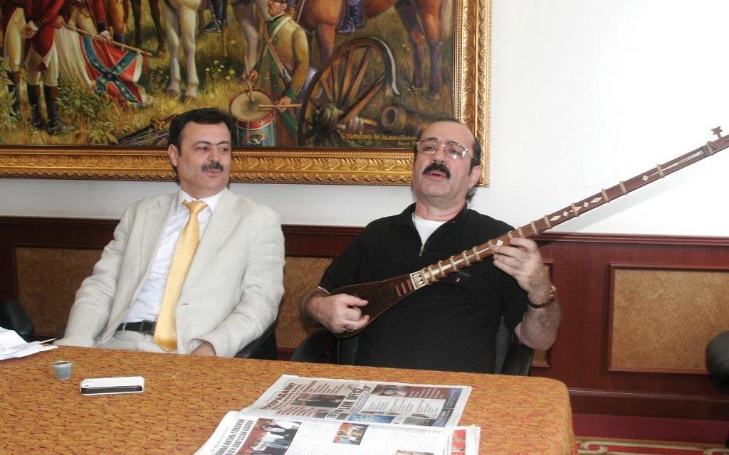 Celebrating The Sounds Of Bukharan Shashmaqom   Jewish Week