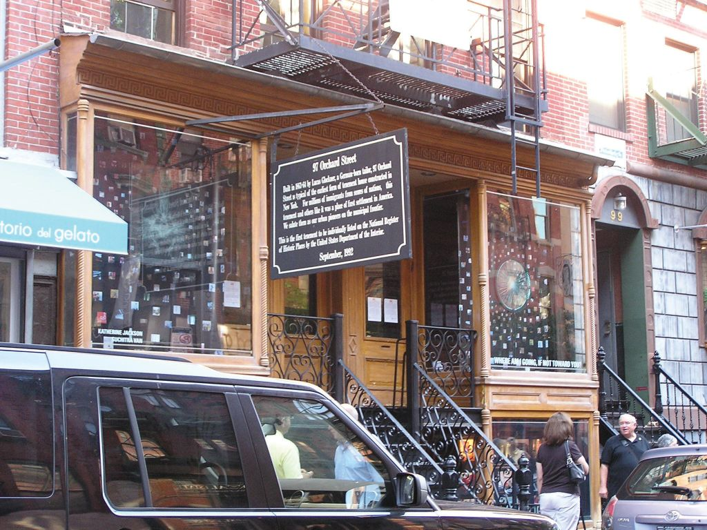 The Tenement Museum on the Lower East Side focuses on America's urban immigrant history.